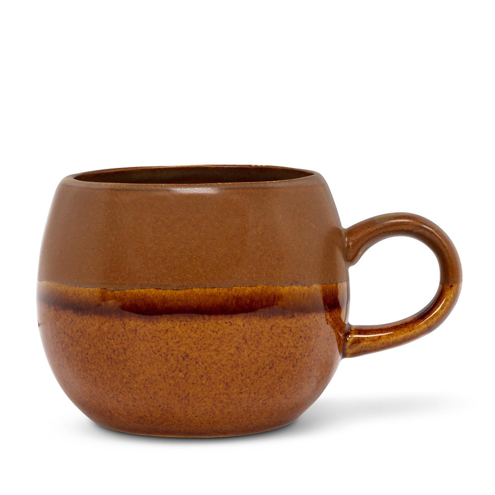 Brown Ball Mug