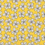 Abbott Yellow Flower Napkins