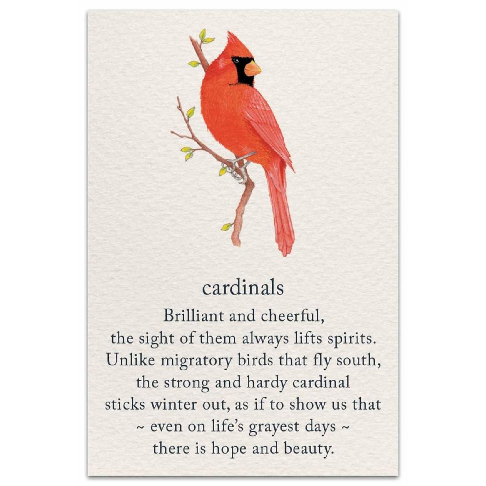 Cardthartic Love and Friendship Cardinal
