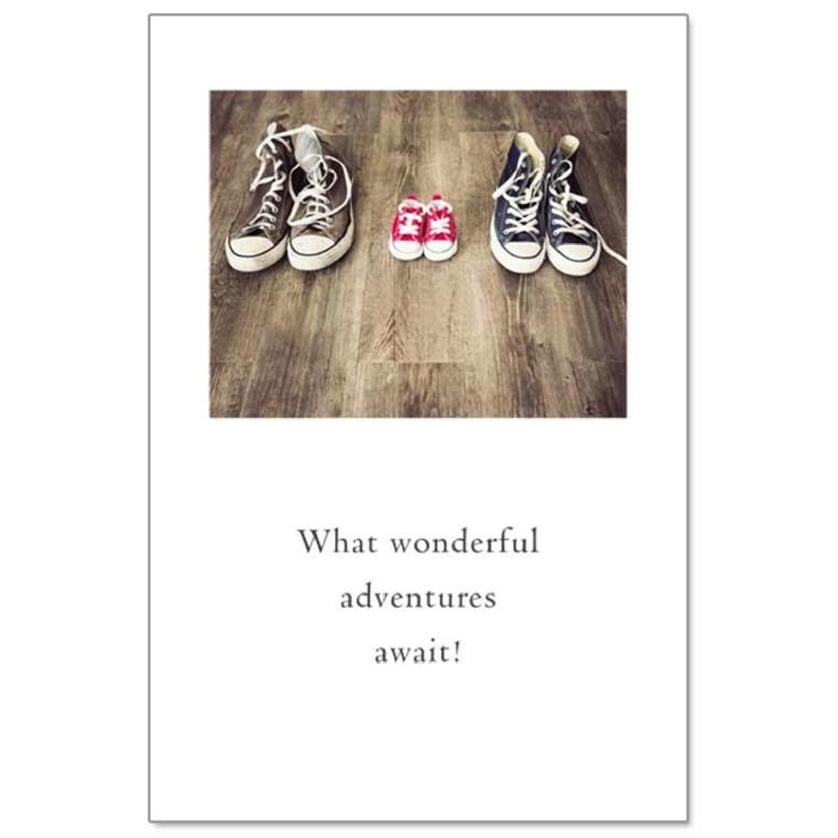 Cardthartic Congrats Shoes