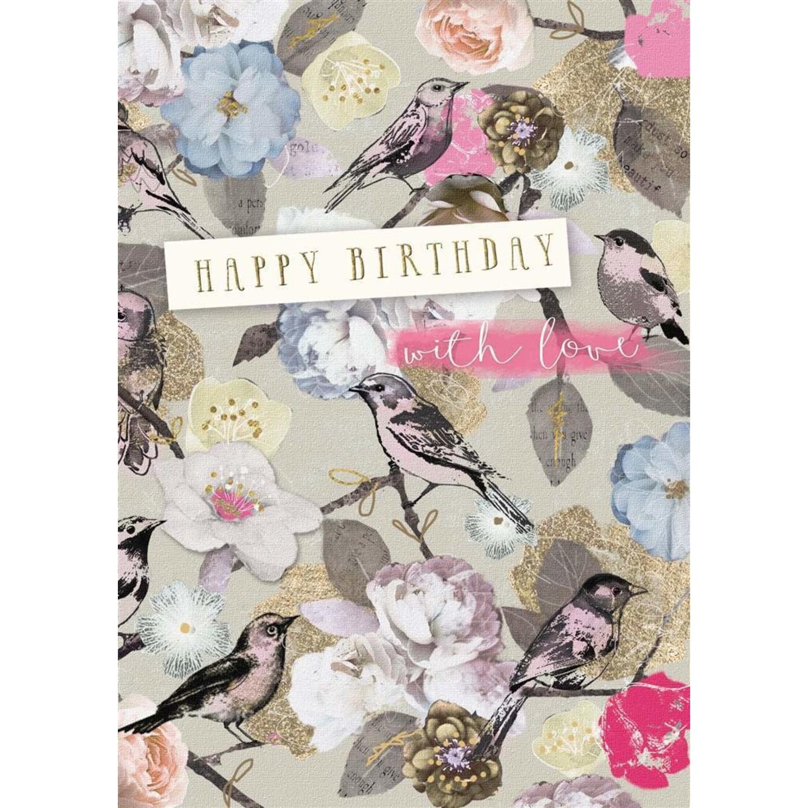 Hammond Gower Bird Birthday