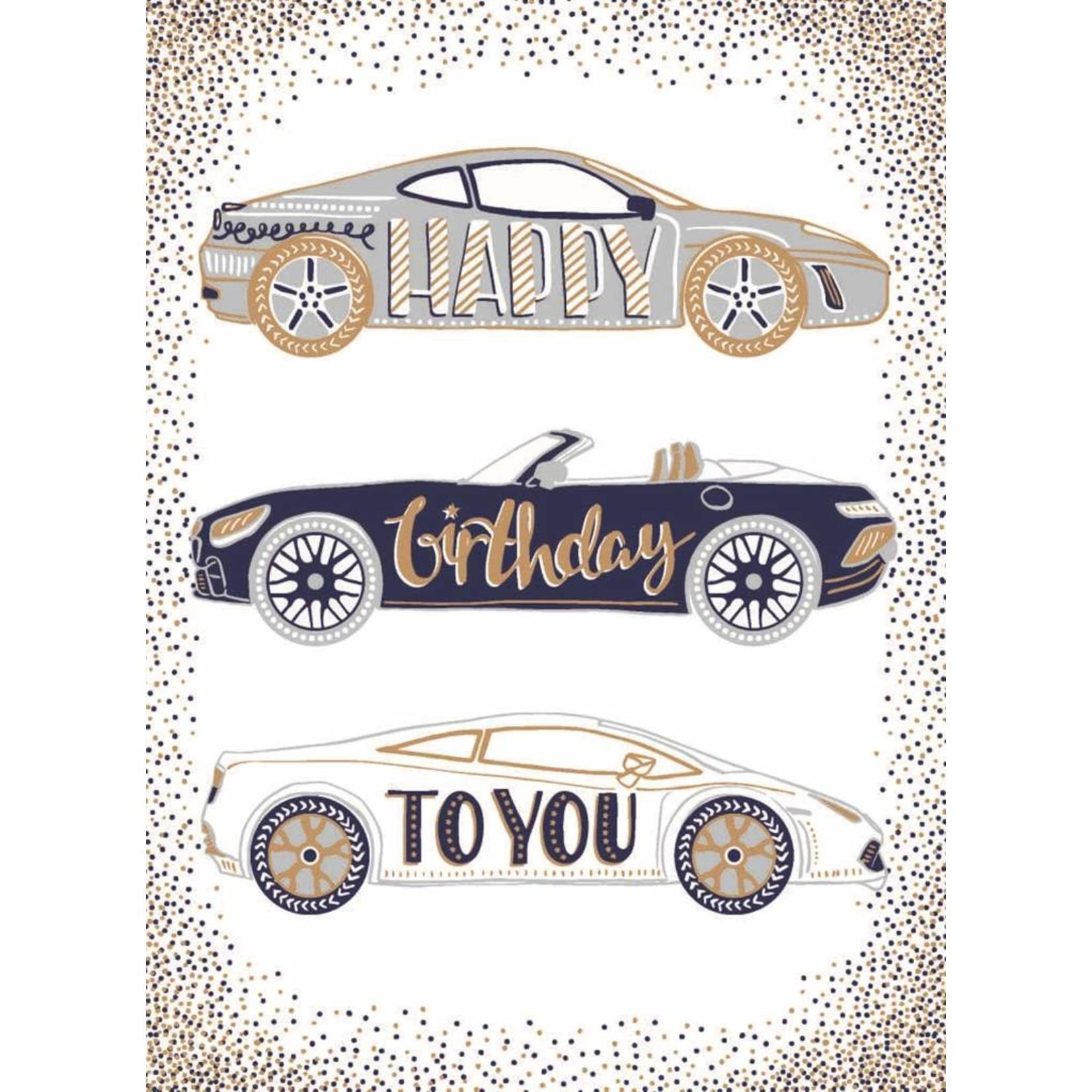 Noel Tate Race Car Birthday