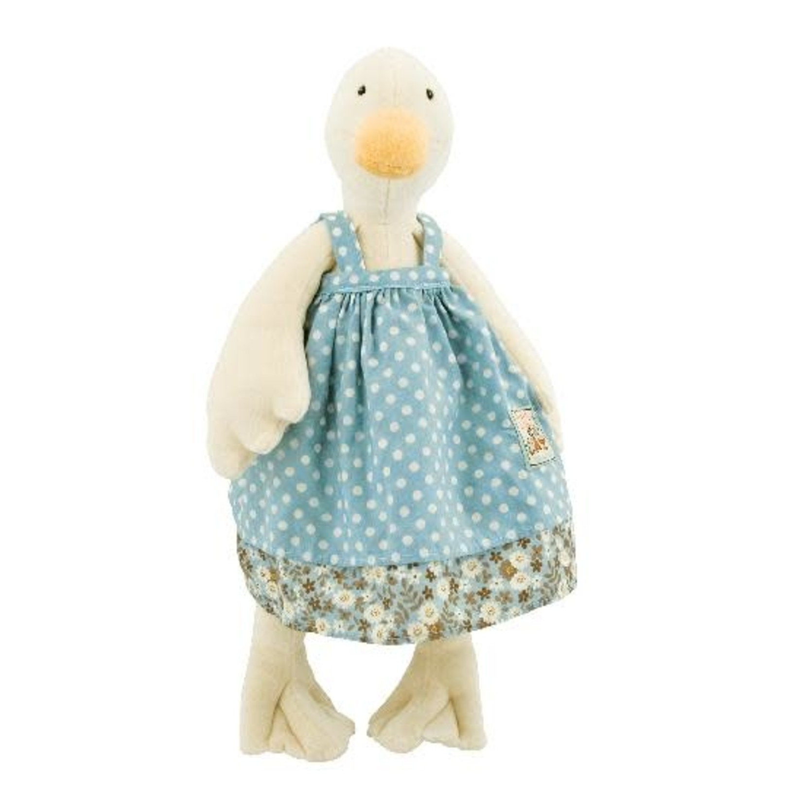 Moulin Roty Jeanne Duck Soft toy