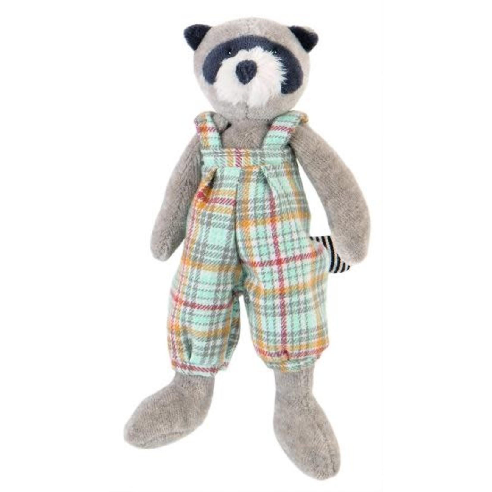 Moulin Roty Simon Raccoon Soft Toy 20cm