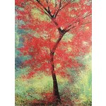 Museums and Galleries The Red Tree Card