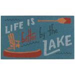 Danica Lake Life Doormat