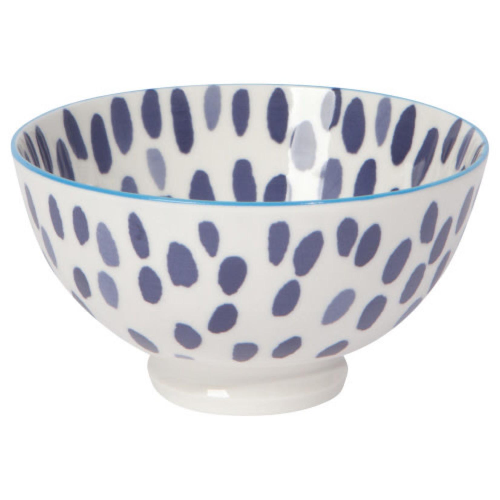 "Danica Blue Spot 4"" Bowl"