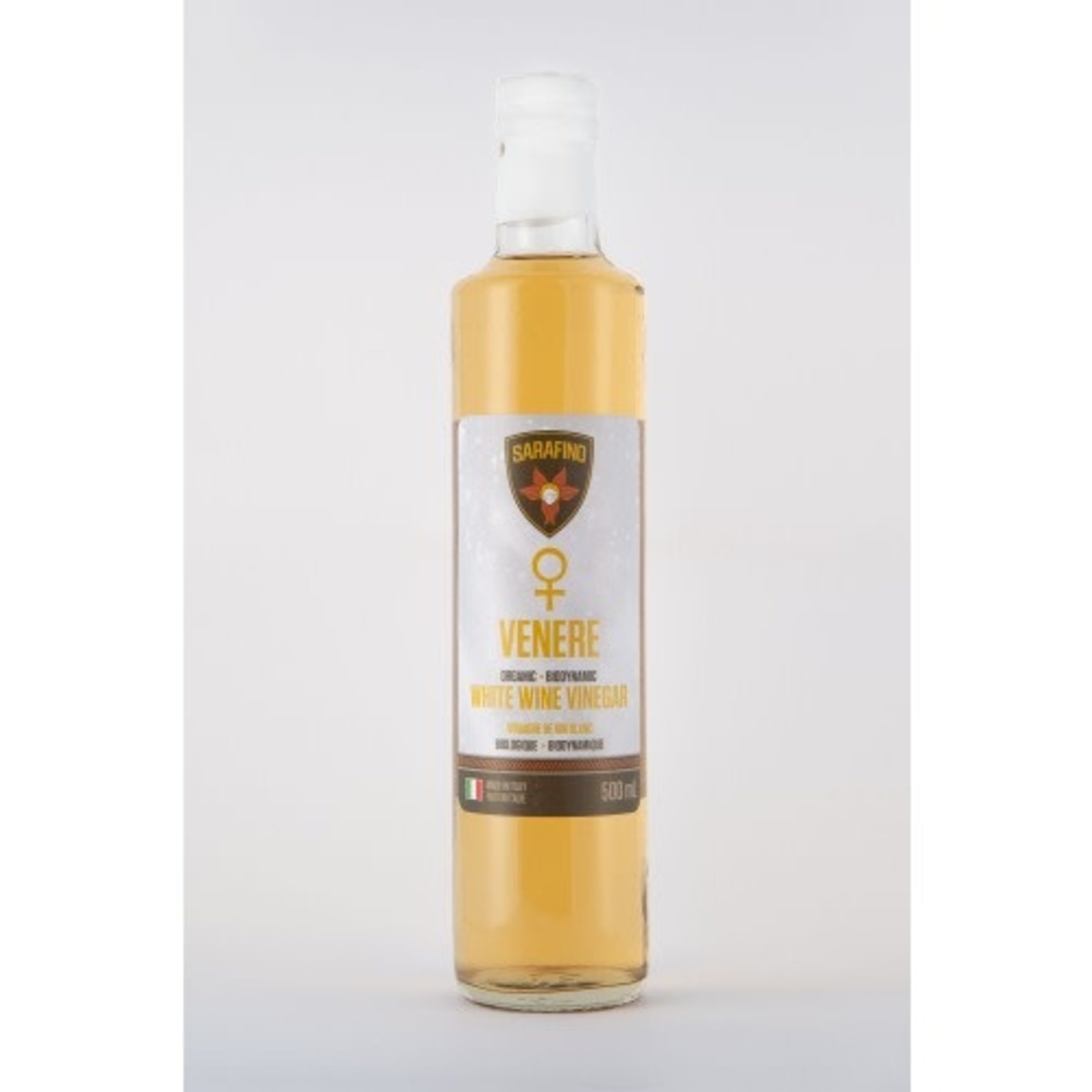 Sarafino Inc. Organic White Wine viegar