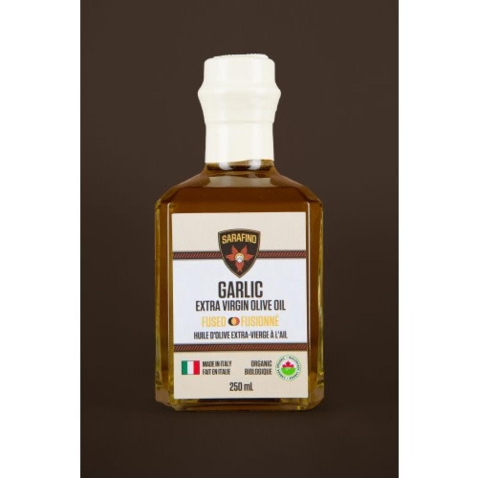 Sarafino Inc. Garlic Fused EVOO 250ml