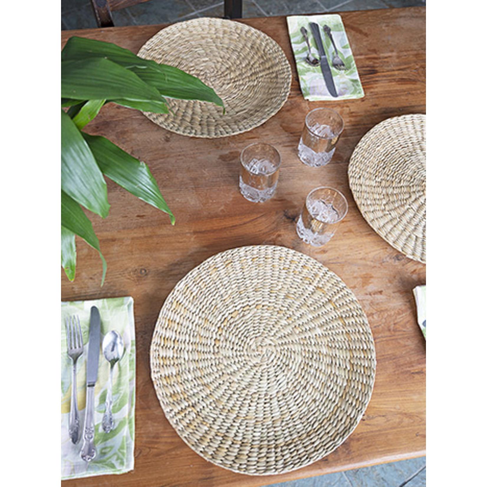 April Cornell Alfresco Seagrass Place mats