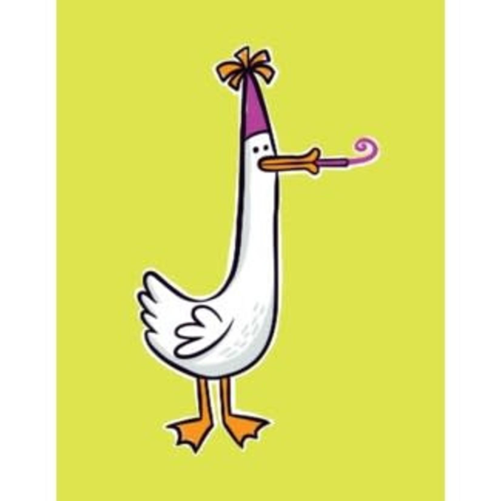 Great Arrow Party Duck