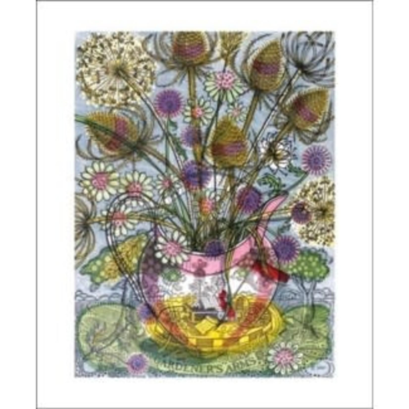 Art Angel Gardener's Arms III