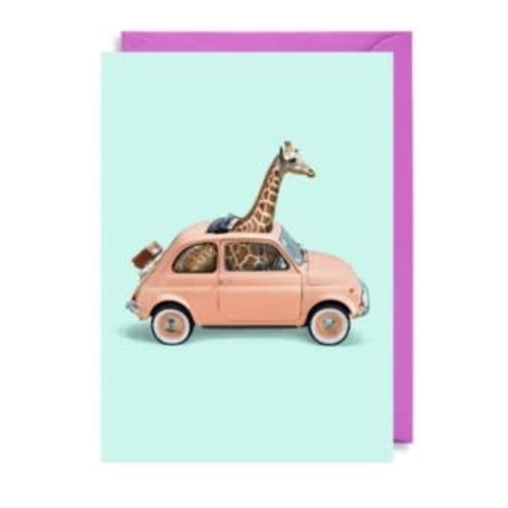 Lagom Design Giraffe Car