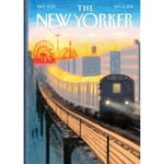 New Yorker Coney Island Train