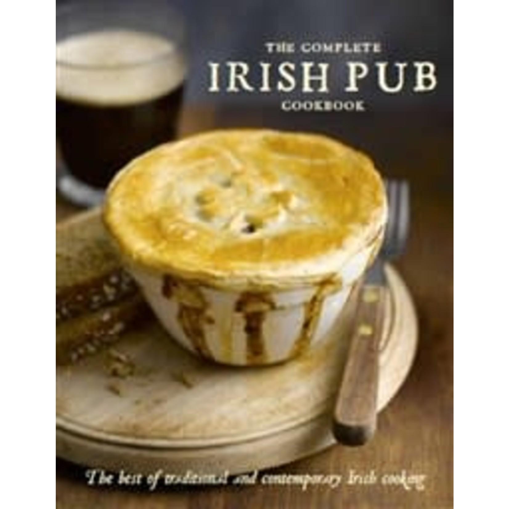 Complete Irish Pub Cookbook