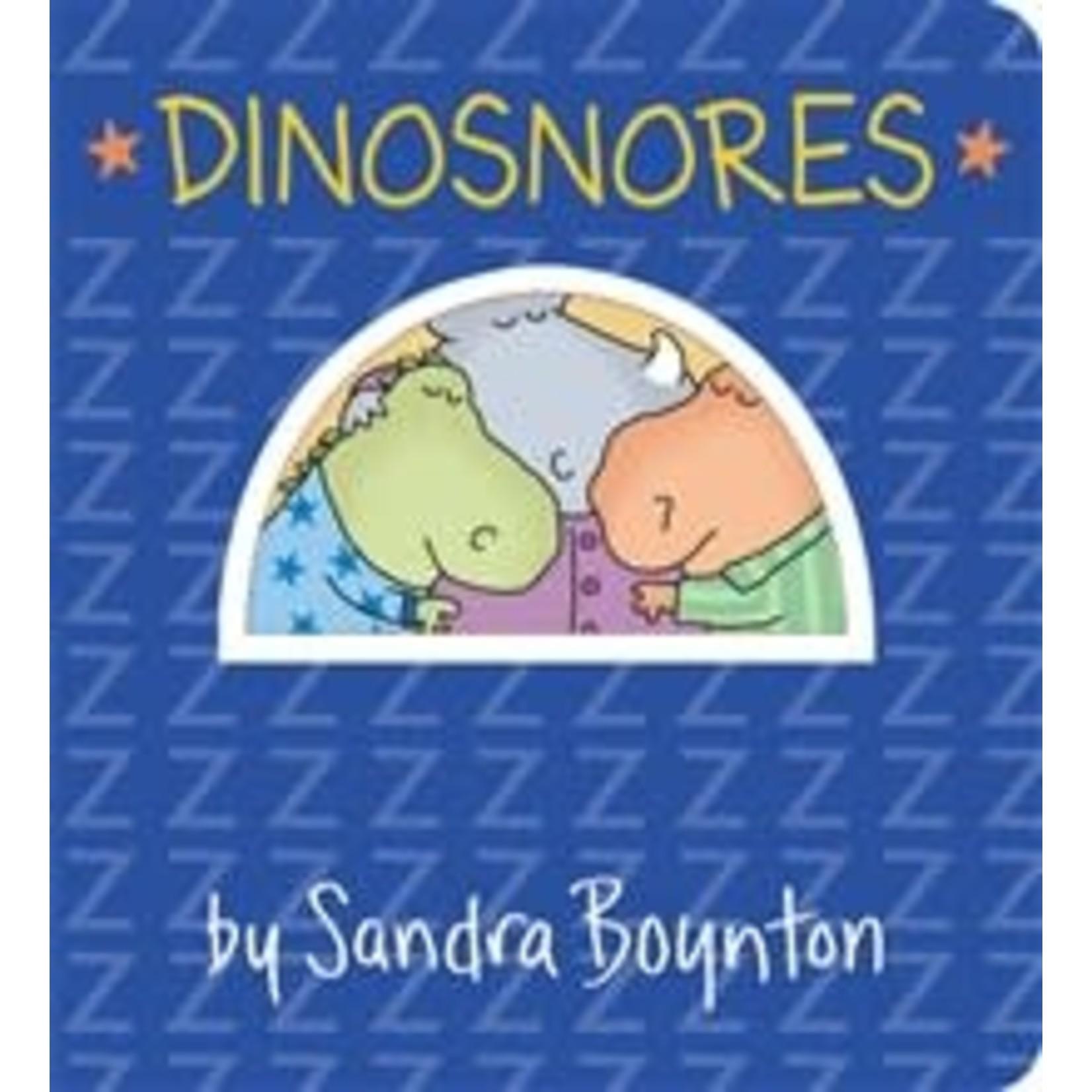 Sandra Boynton Dinosnores
