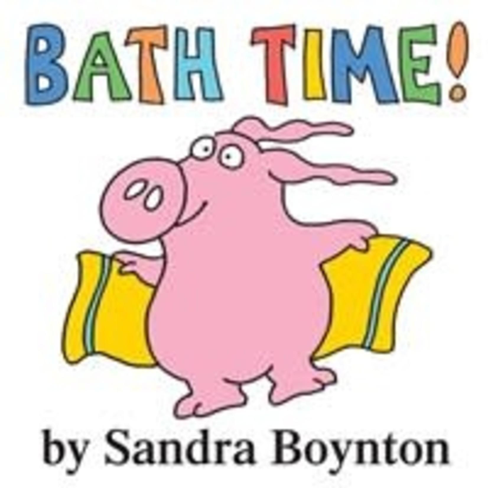 Sandra Boynton Bath Time