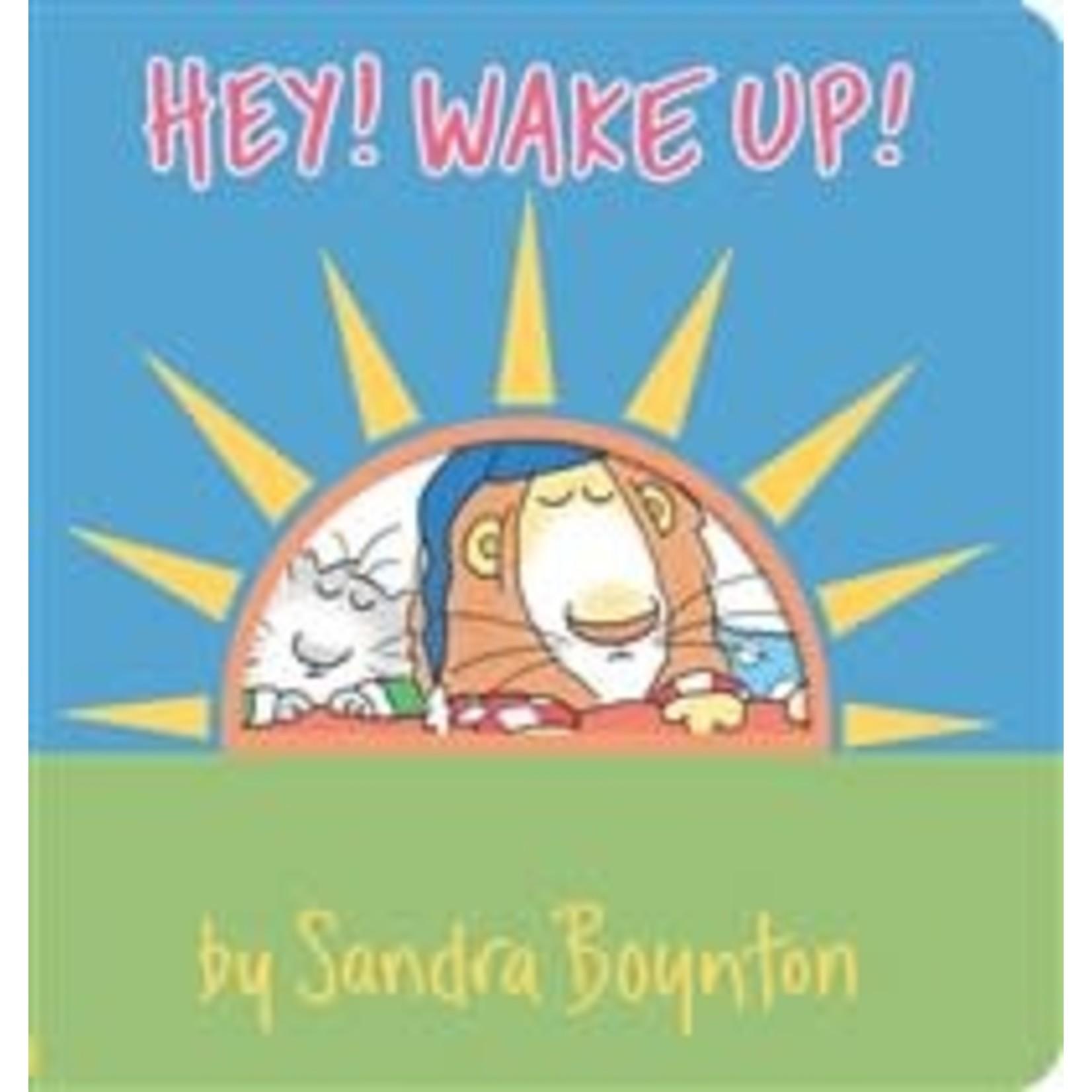 Sandra Boynton Hey! Wake Up