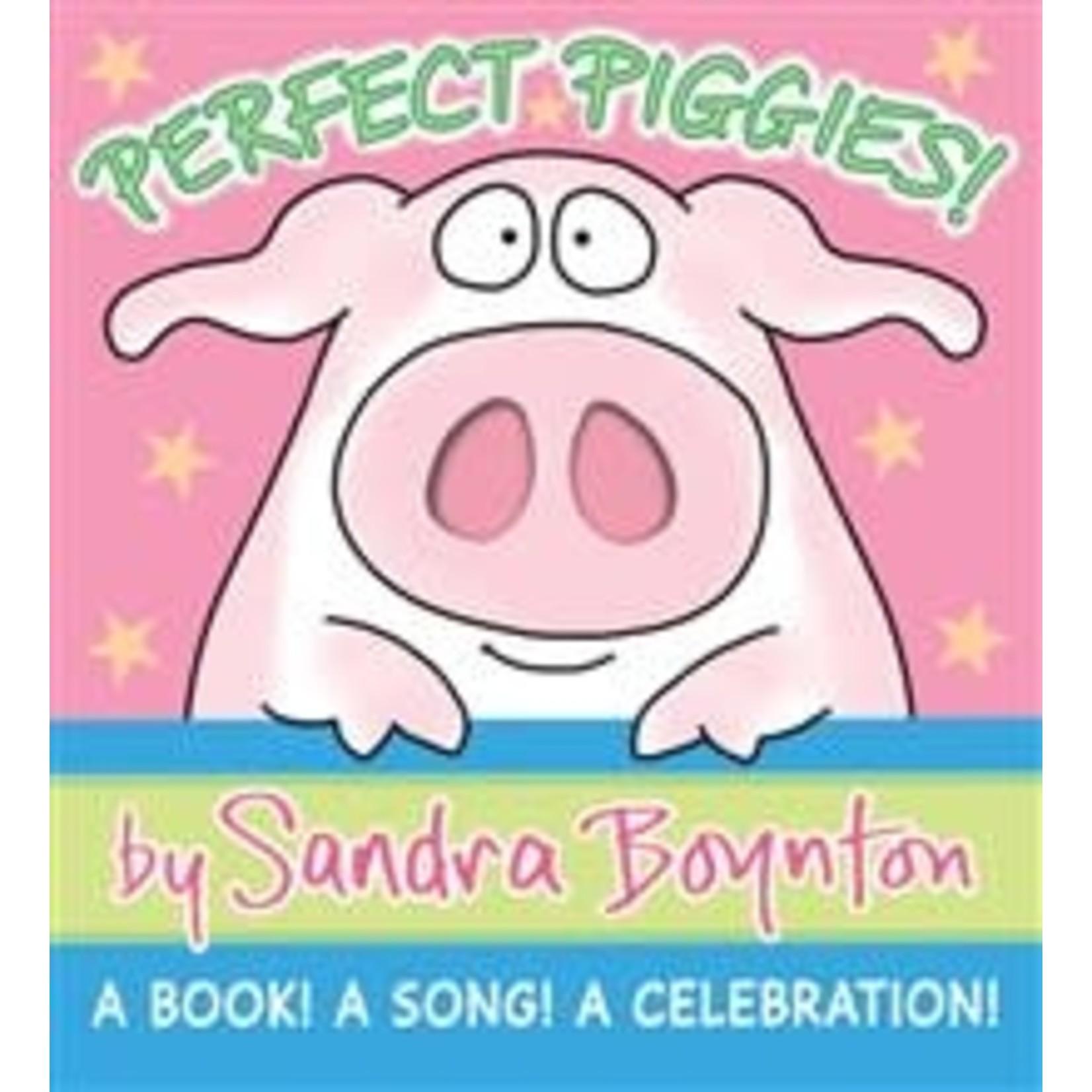 Sandra Boynton Perfect Piggies
