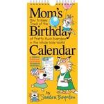 Sandra Boynton Mom's Birthday Calendar