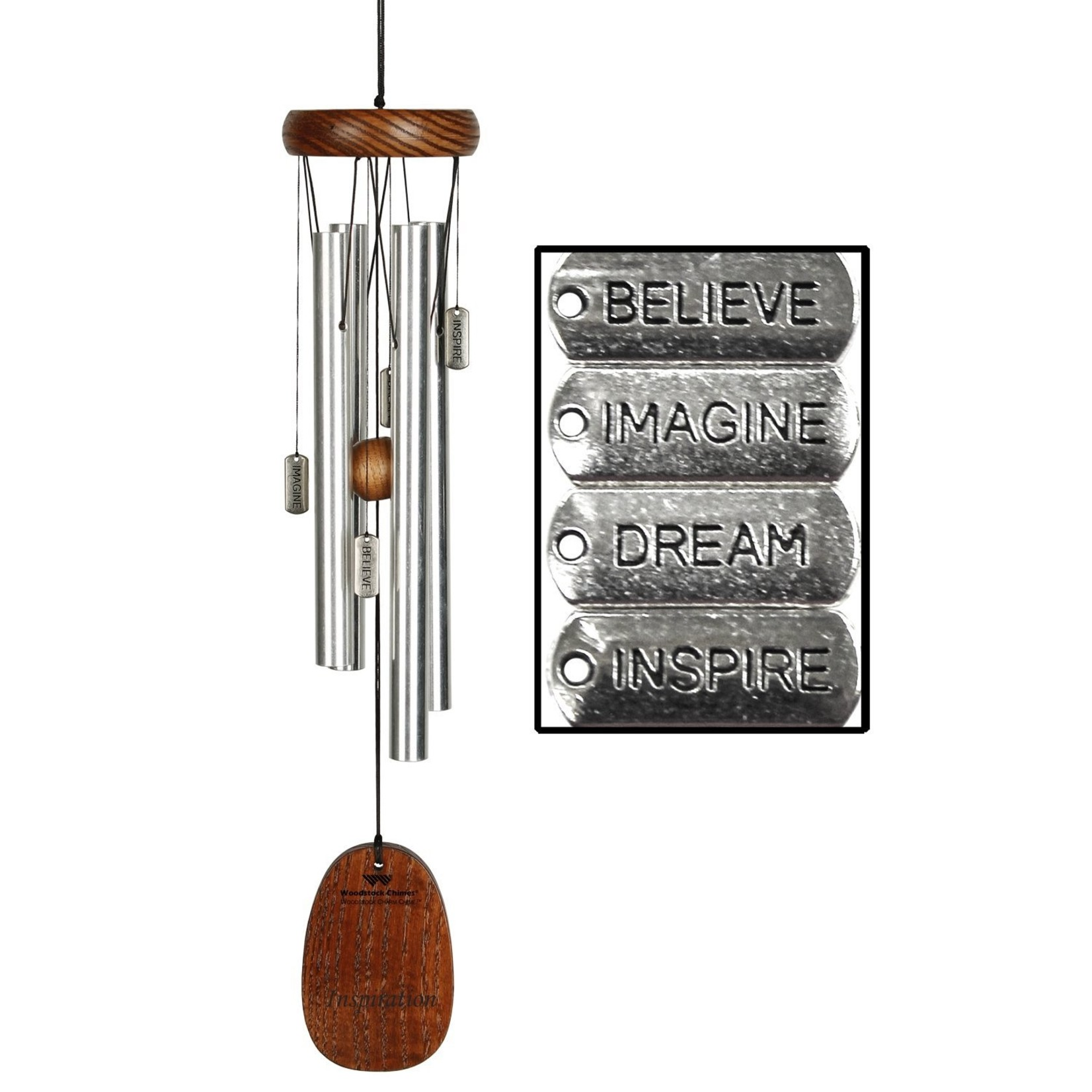 Woodstock Chimes Inspiration Charm Chime