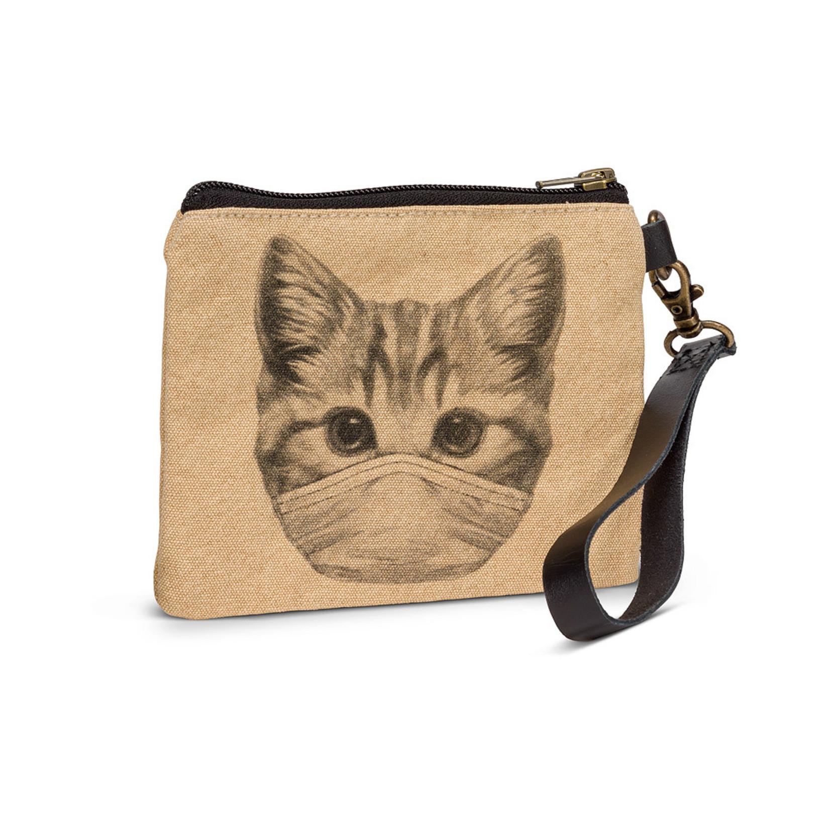 Abbott Masked Cat Pouch