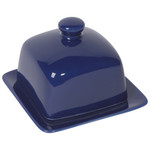 Danica Butter Dish square Navy