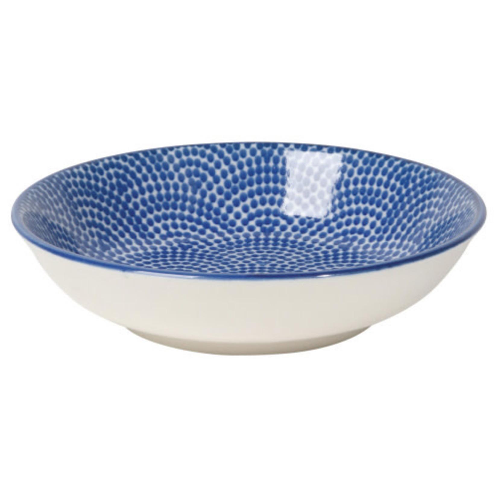 Dip Bowl Blue Waves