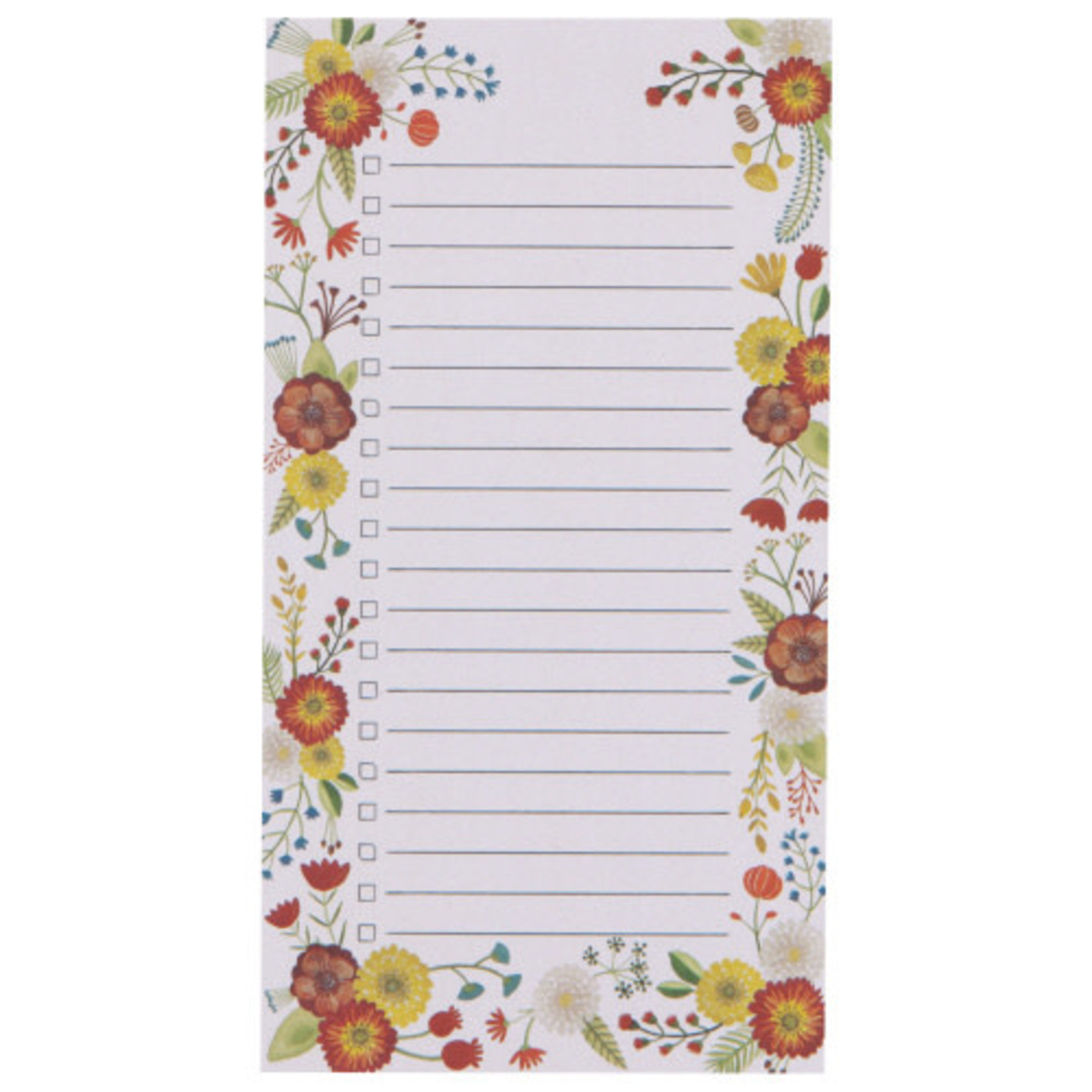 List It Notepad Goldenbloom