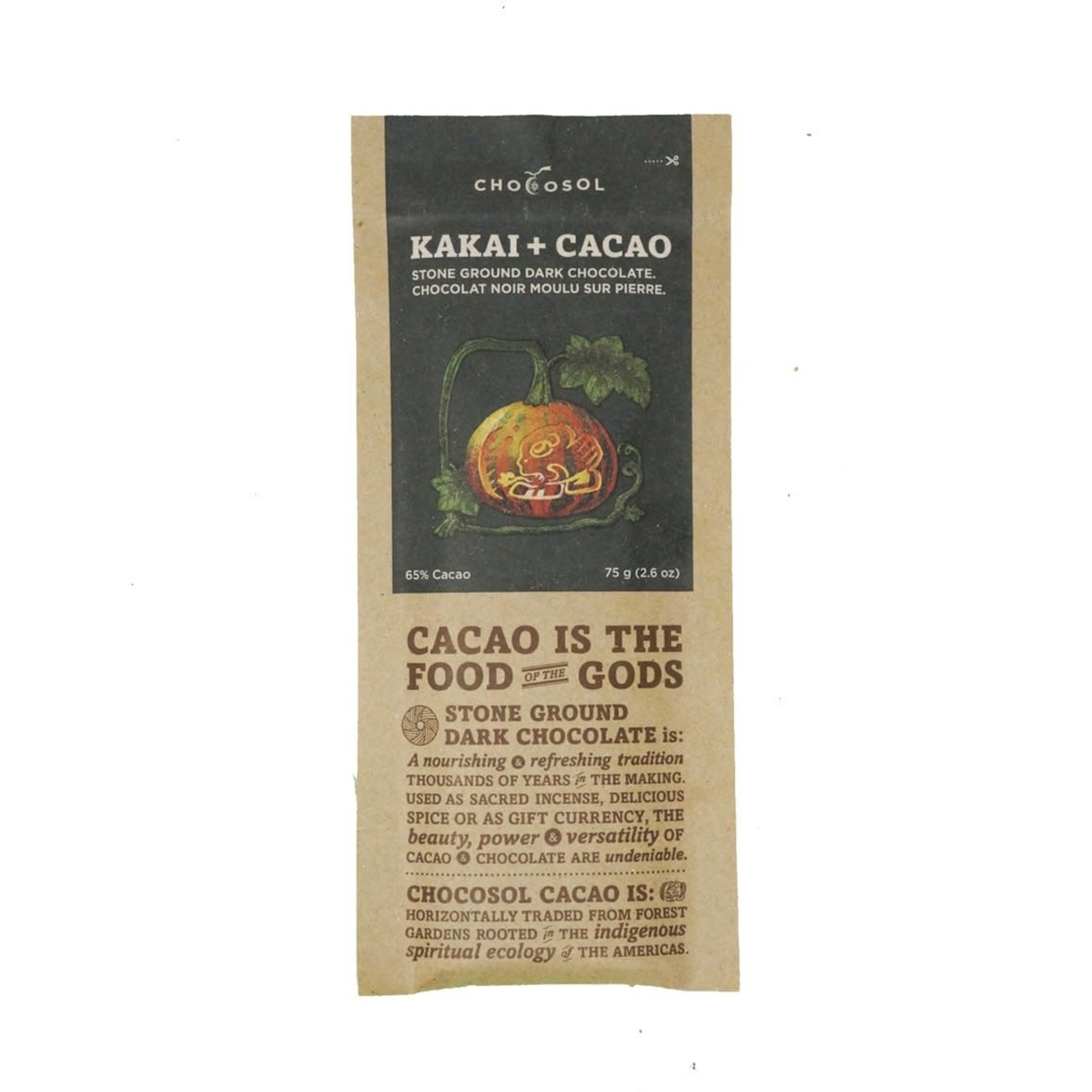 Chocosol Kakai + Cacao