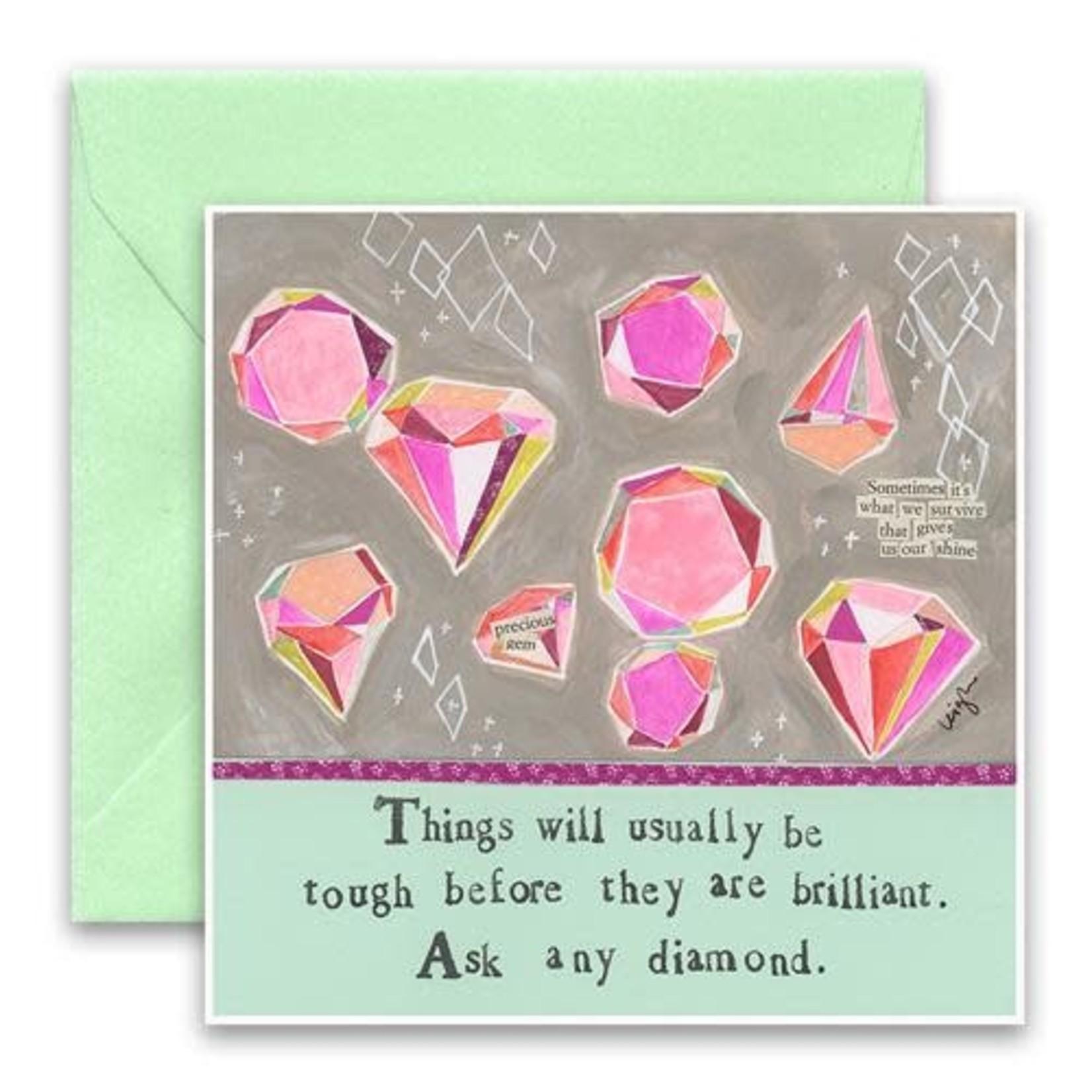Curly Girl Design Diamond