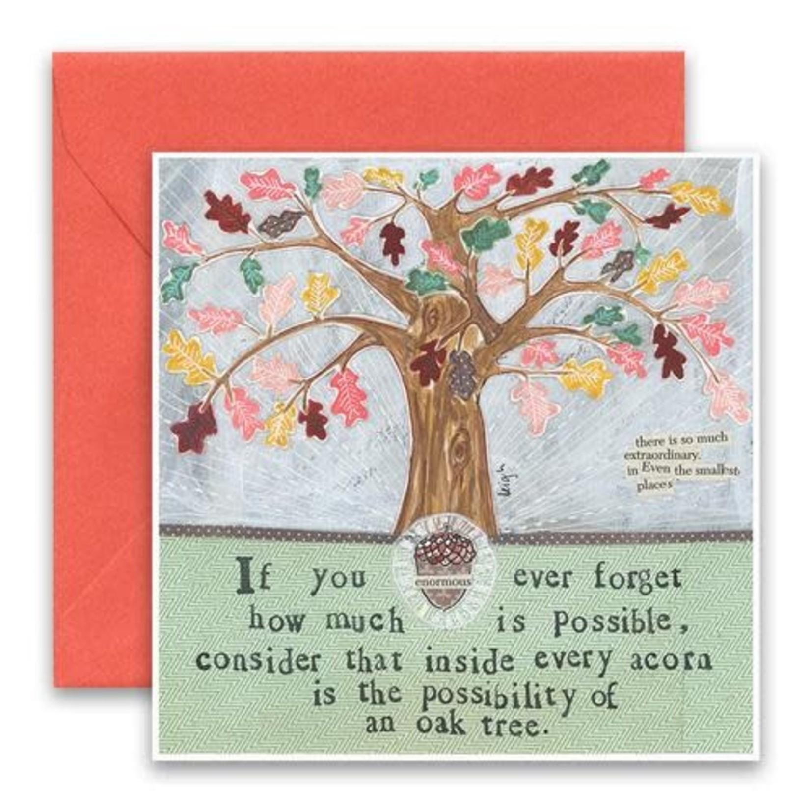 Curly Girl Design Oak Treee
