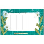 Curly Girl Design Weekly Desk Pad