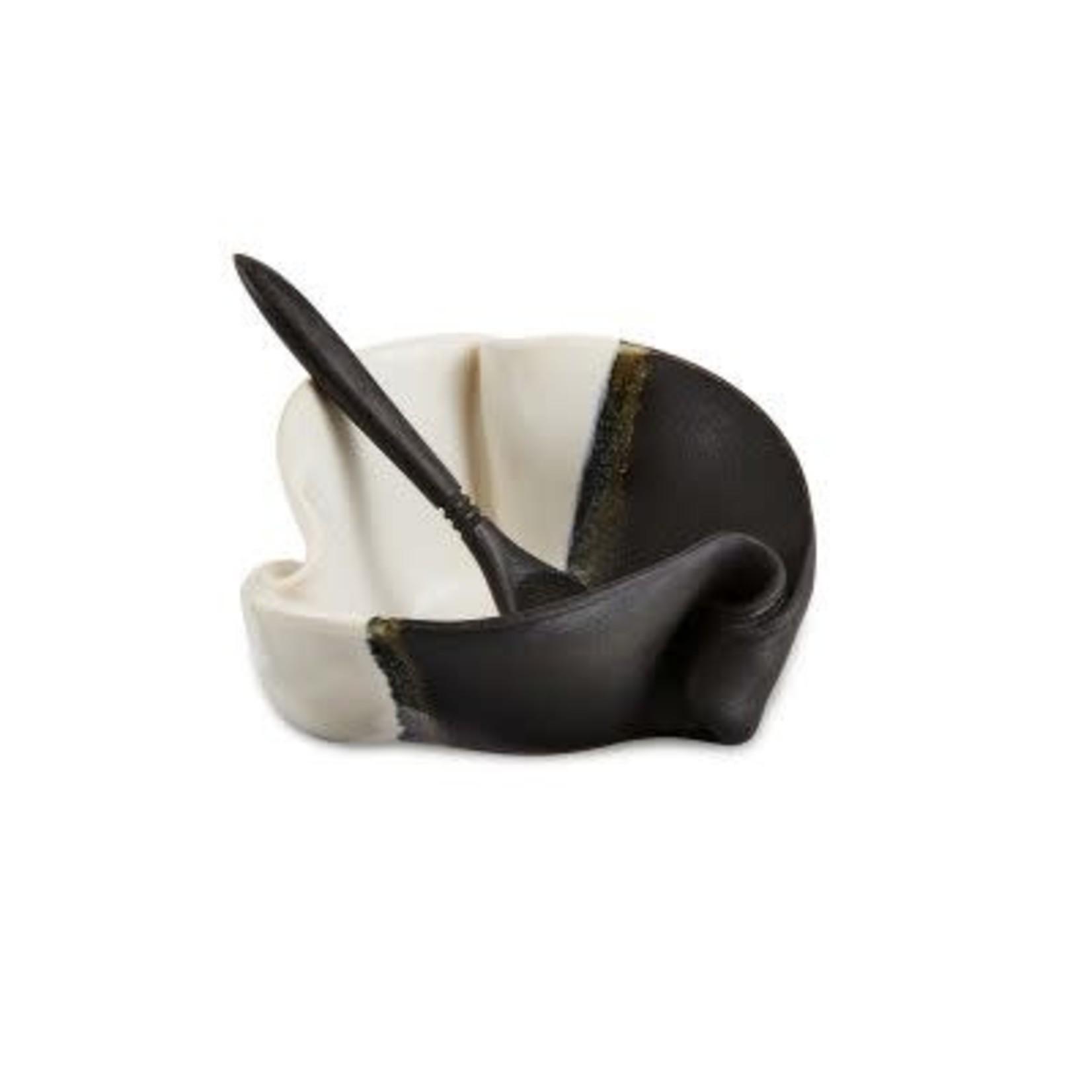 Hilborn Pottery Design Mustard Pot