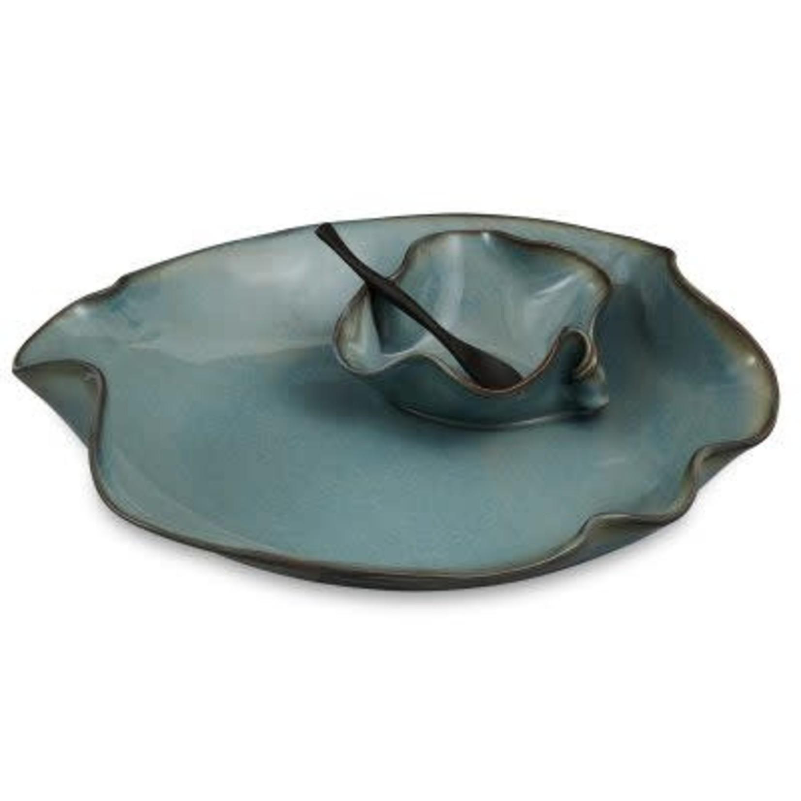 Hilborn Pottery Design Large Dip Set