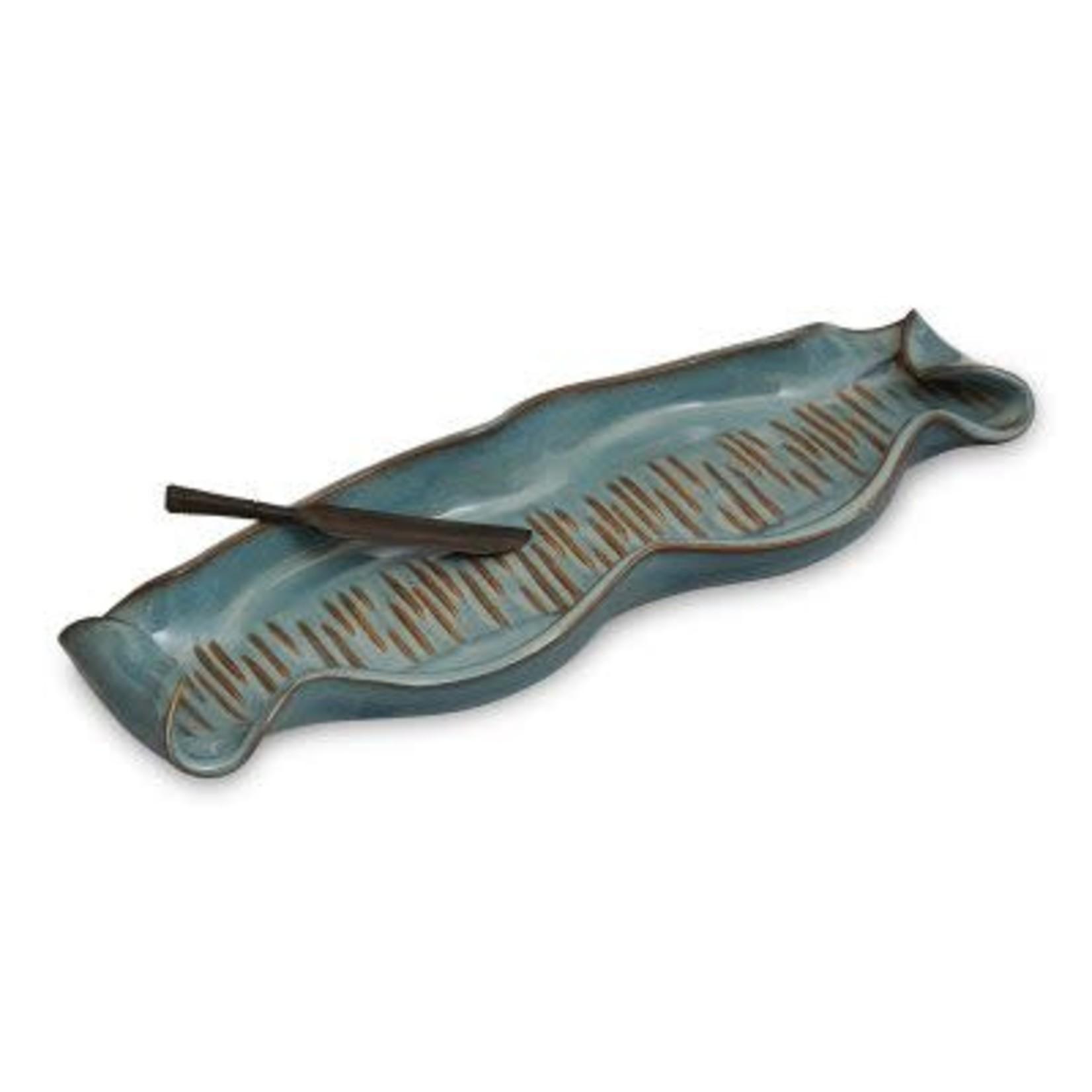 Hilborn Pottery Design Baguette Tray