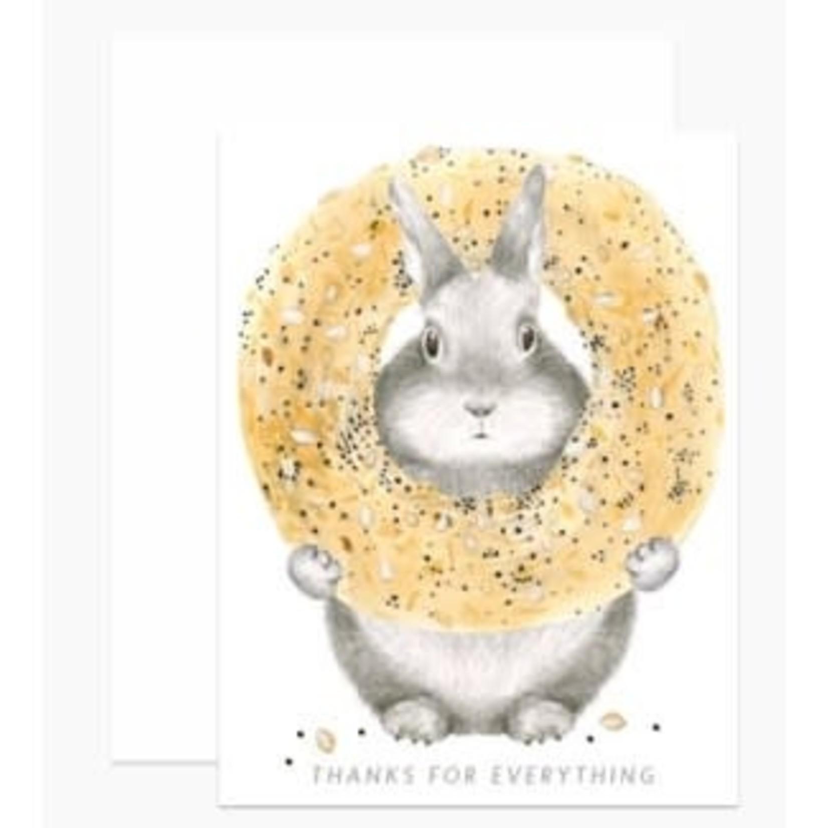 Dear Hancock Thanks For Everything Bunny