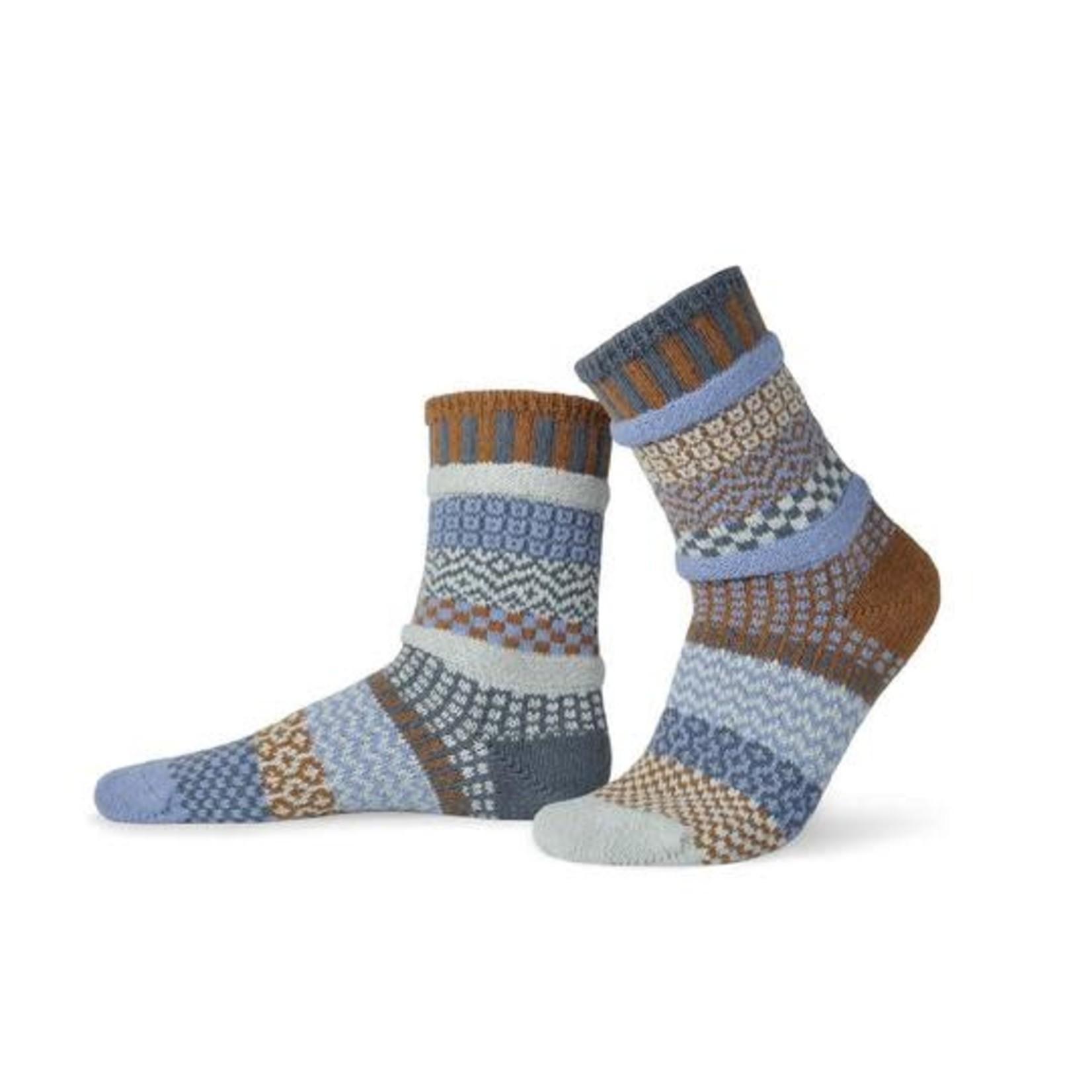 Solmates Aloe Crew Socks