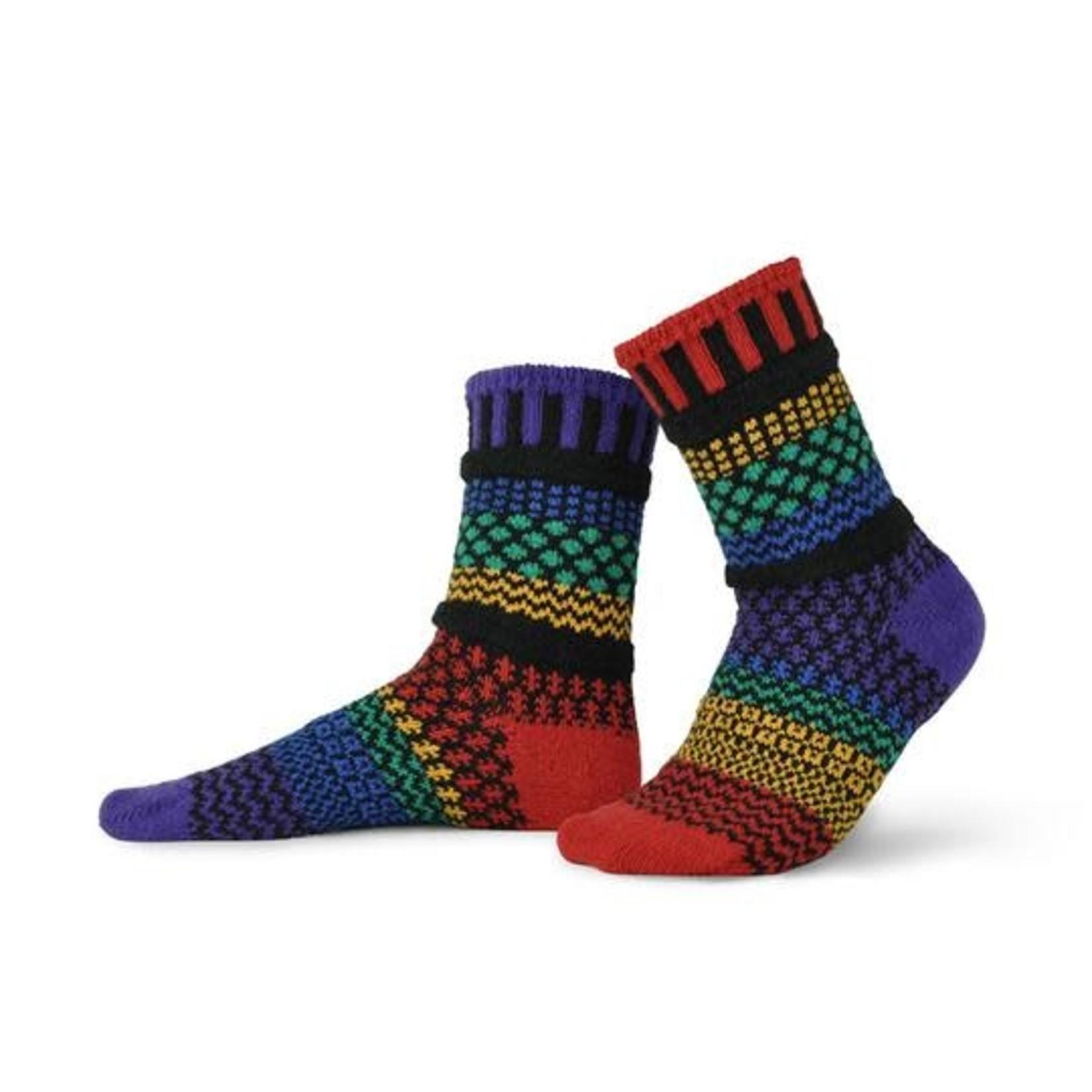 Solmates Gemstone Crew Socks