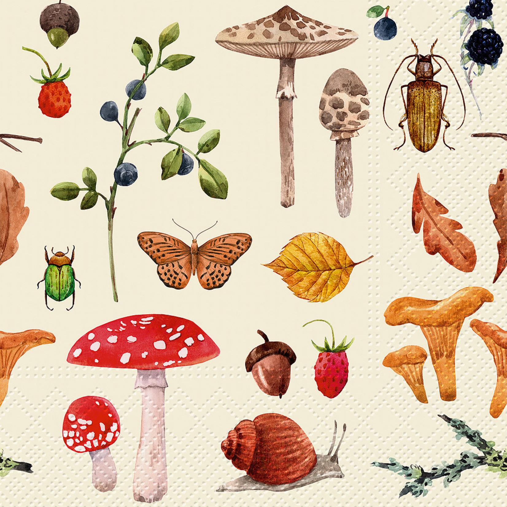 Abbott Forest Botany Napkin