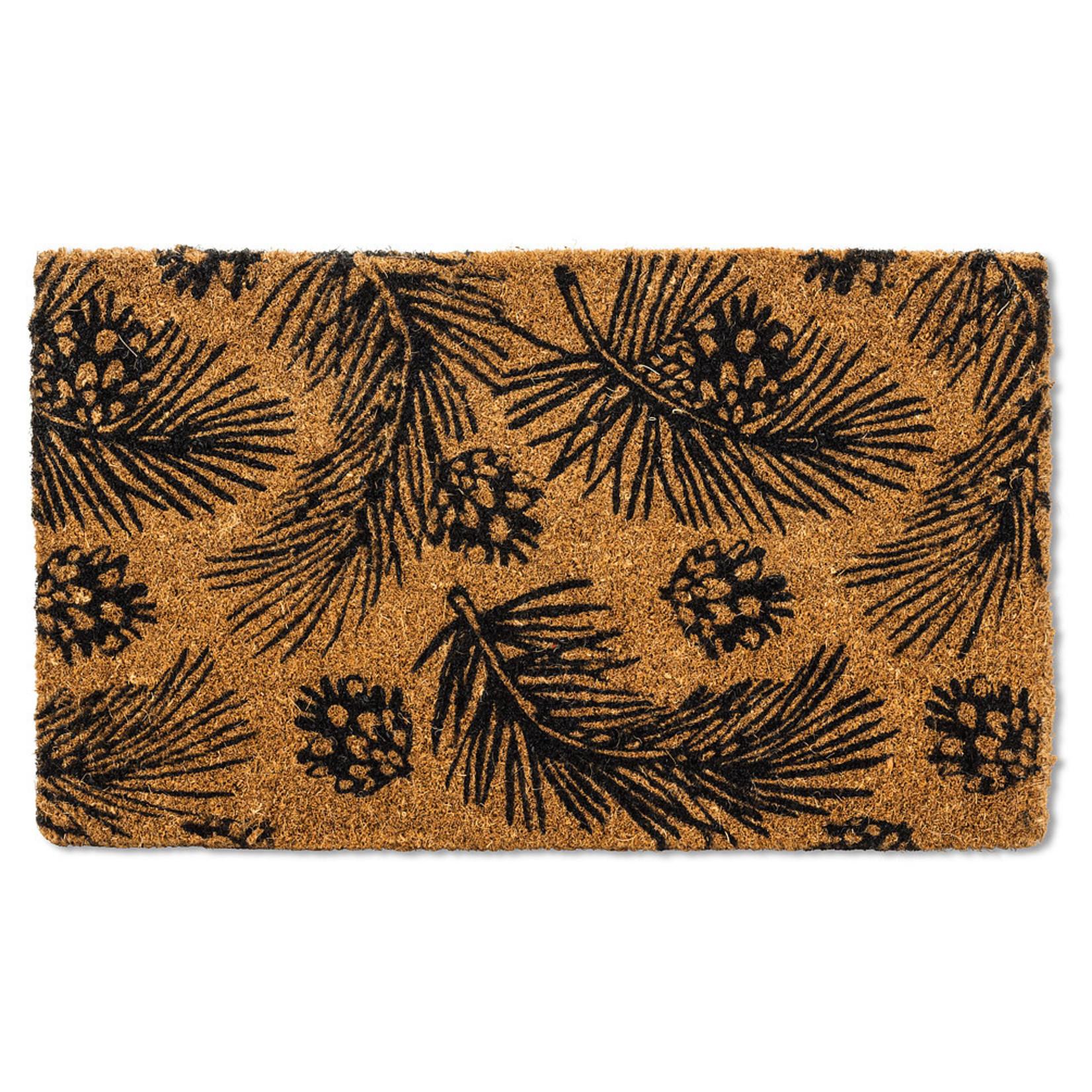 Abbott Pinecones & Branches Doormat