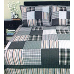 Peace Arch Quilts Checkmate Single Quilt