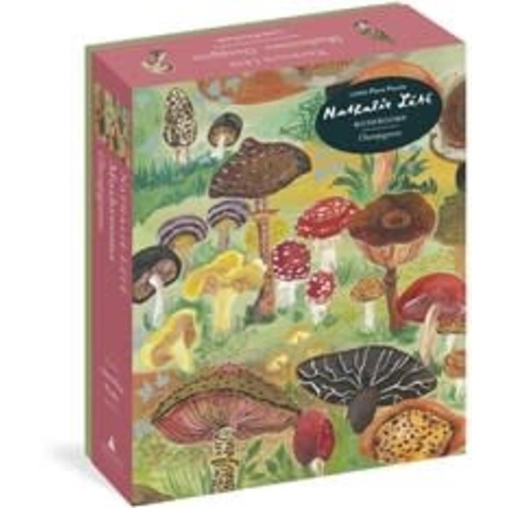 Mushrooms 1000 puzzle
