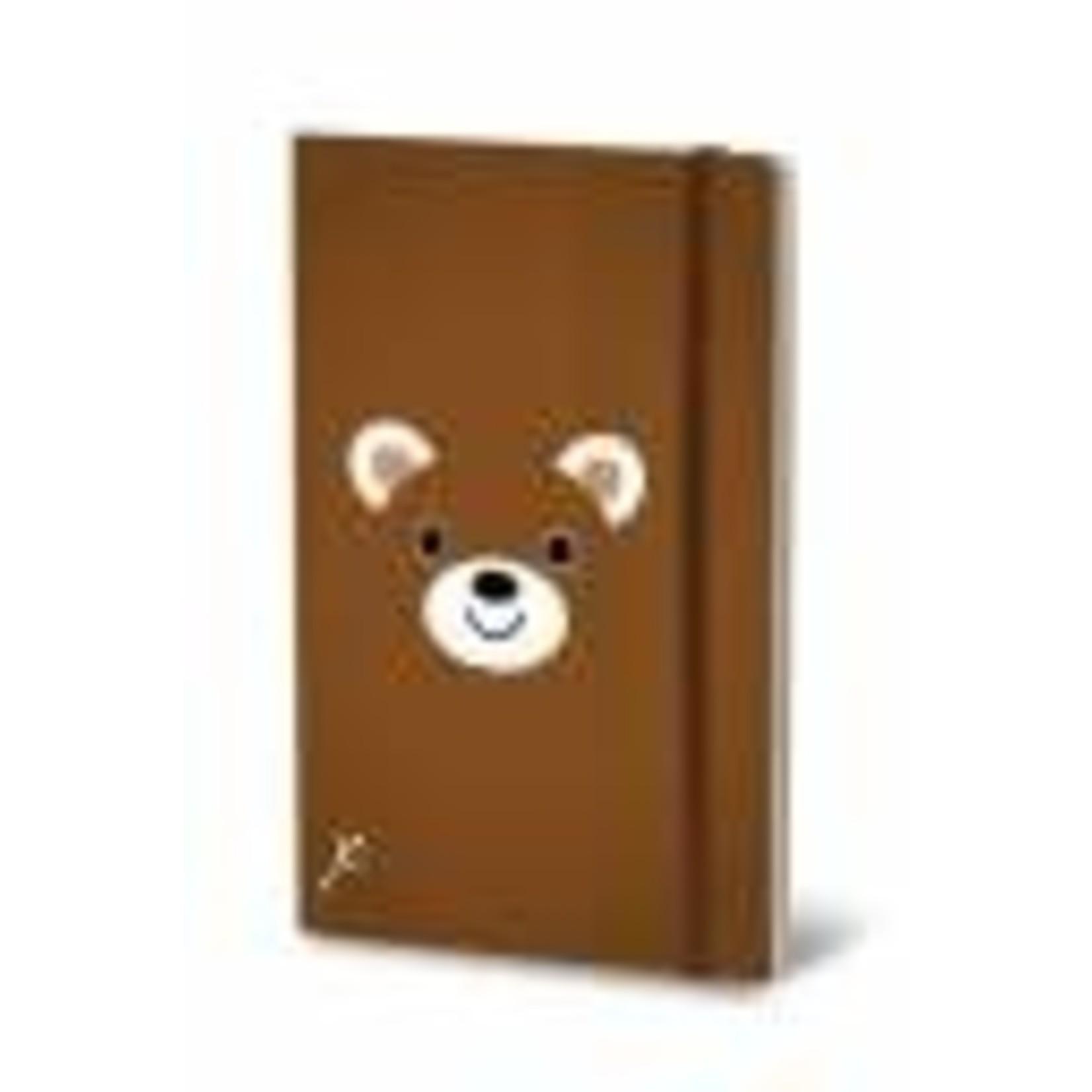 Bekking & Blitz Bear Notebook