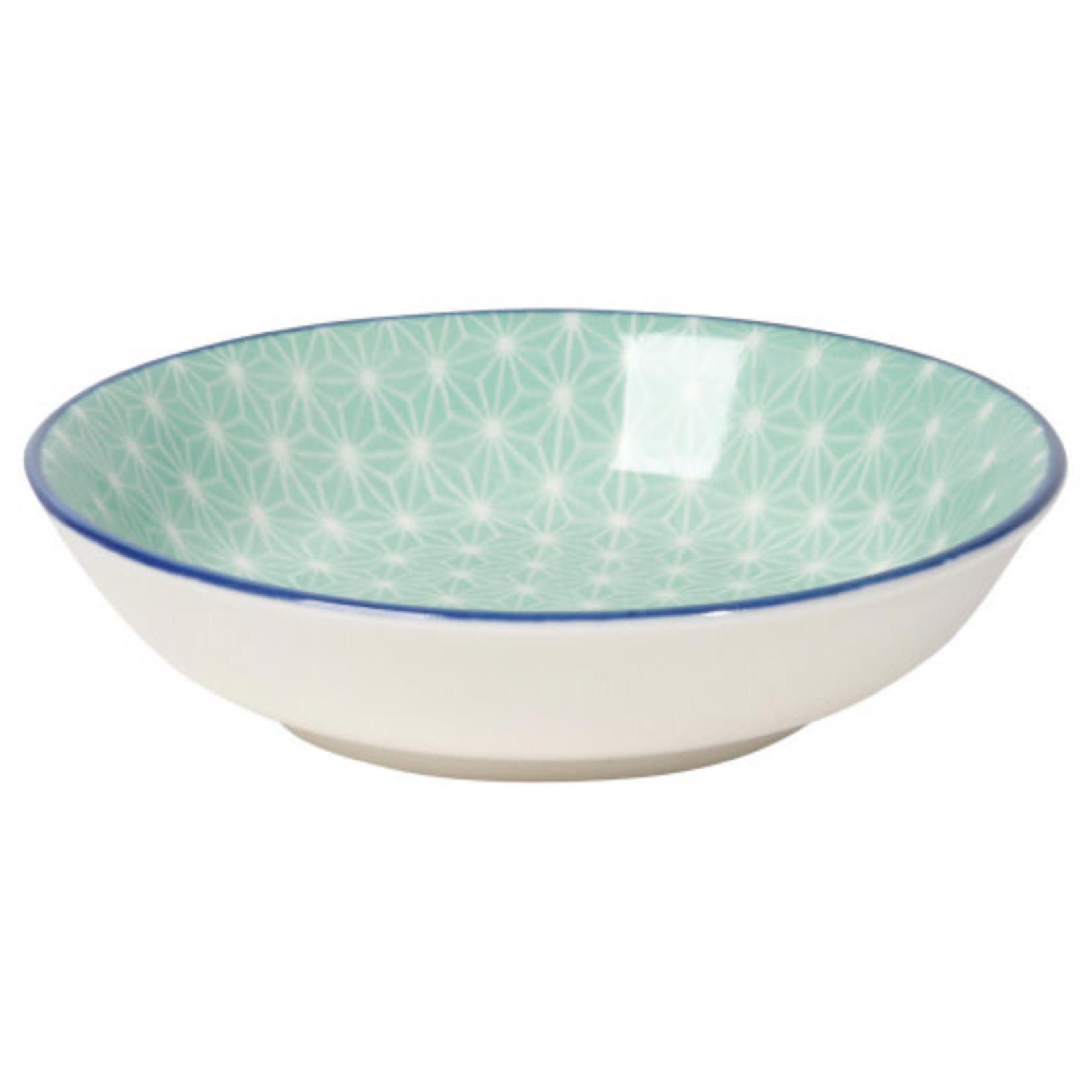 Aqua Stars Dip Bowl