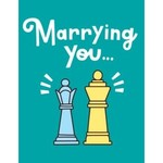 Half Penny Marrying You Chesss