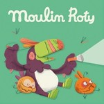 Moulin Roty In the Jungle Storybook Torch