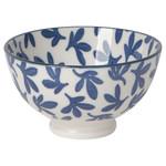 Danica Blue Floral Bowl