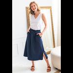 TERRERA Ashton Demin Skirt