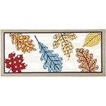 Sassafras Patterned Leaves
